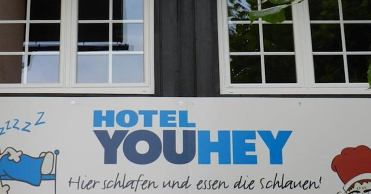 Hotel Youhey Am Wolfgangsee