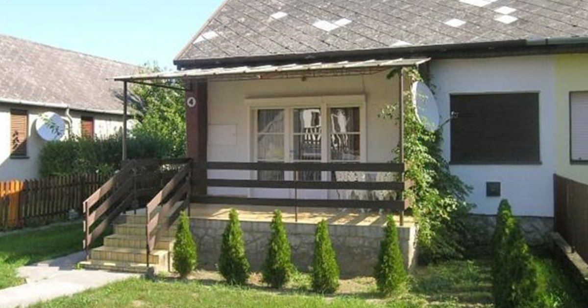 Holiday home Balatonlelle/Balaton 19125