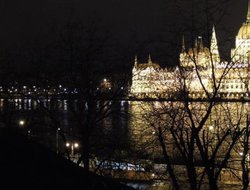 Budapest hotels with river view
