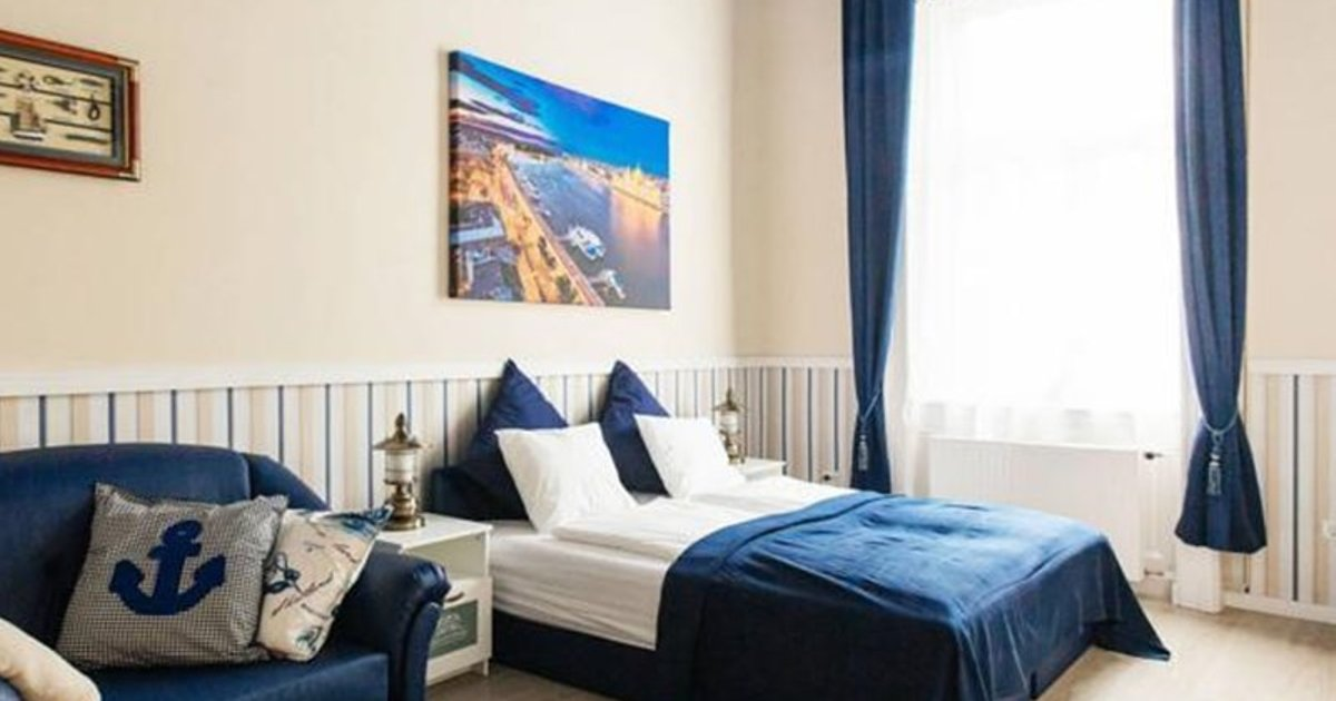 Grand Apartment Danube 5bdr