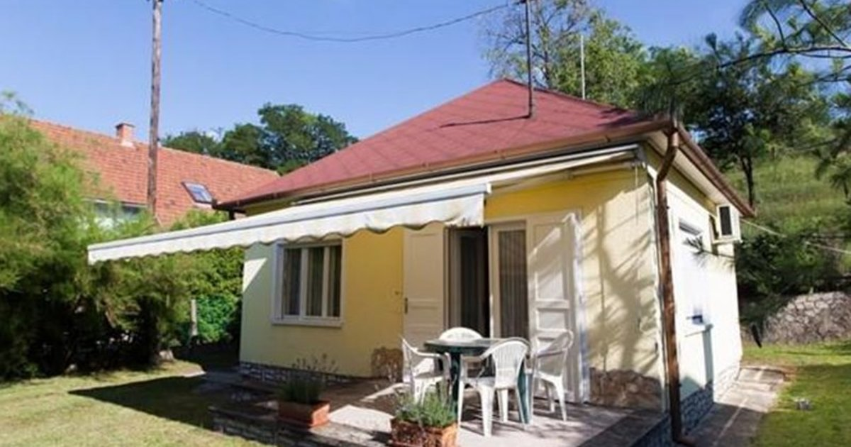Holiday Home Siofok, Somogy 1