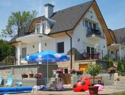Hungary hotels with lake view