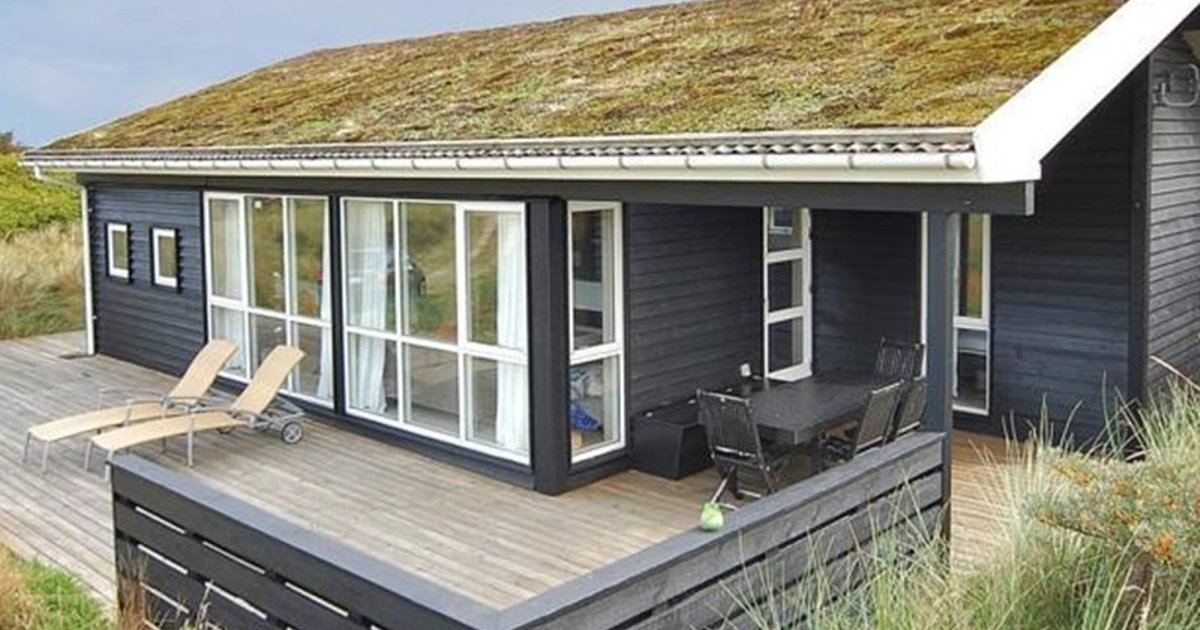 Holiday home Peder H- 3460