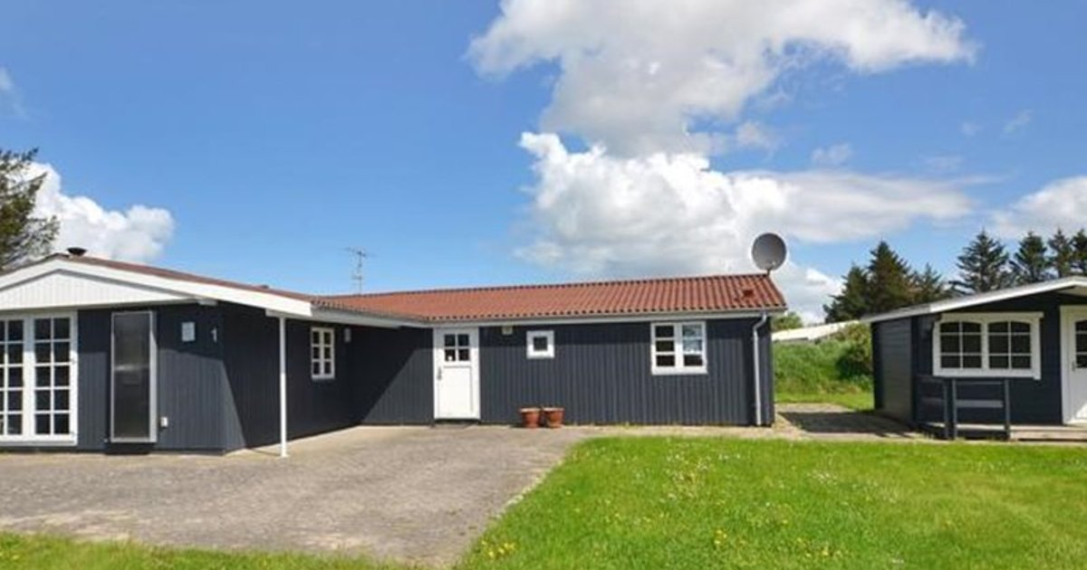 Holiday home Sørensensvej B- 4382
