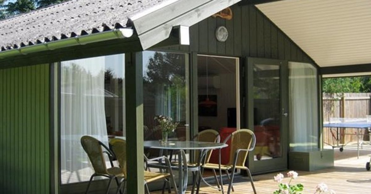 Holiday home Septimusvej H- 3956