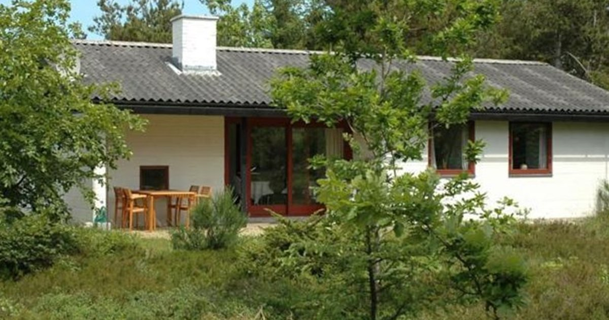Holiday home Møllebosletten F- 3002