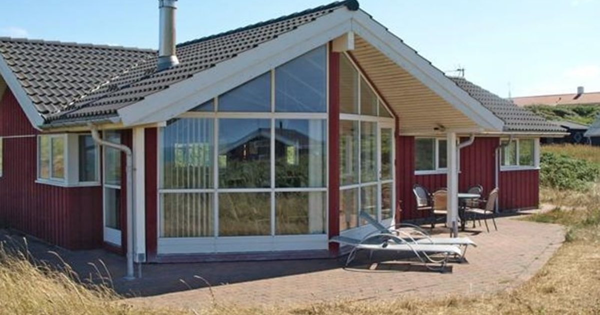 Holiday home Klitrenden B- 2318