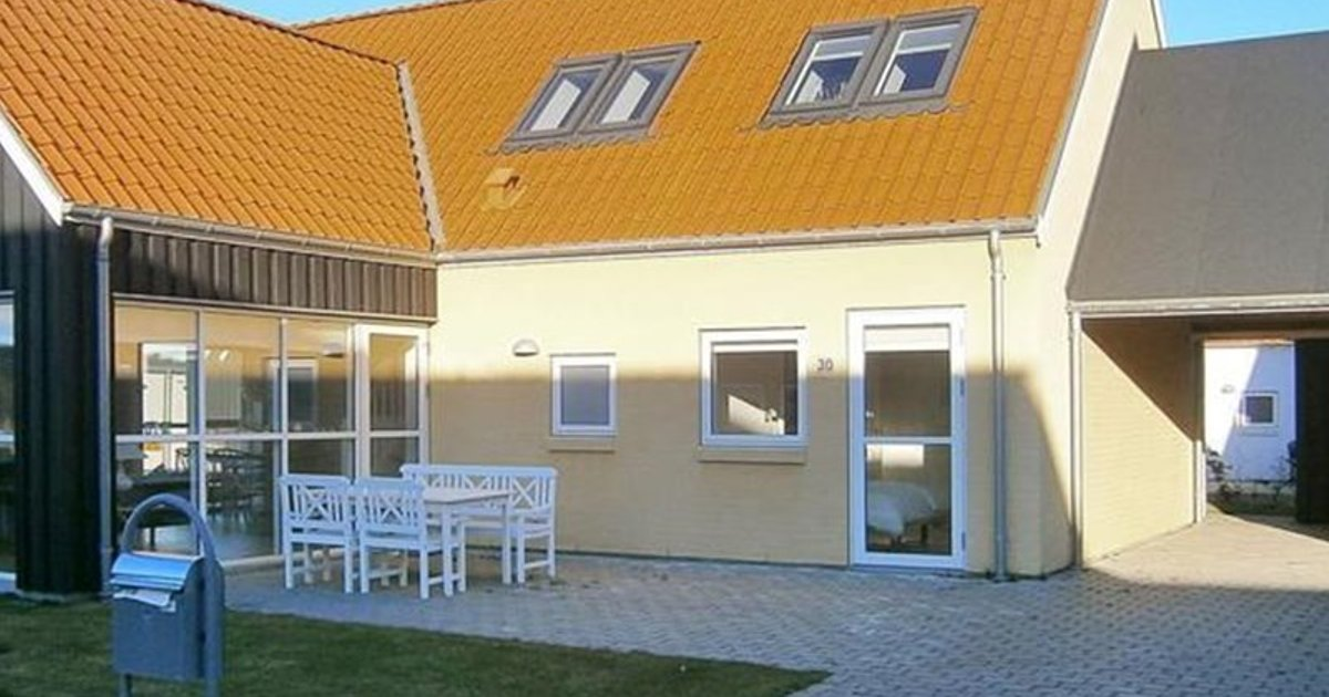 Holiday home Mjølnersvej B- 2990