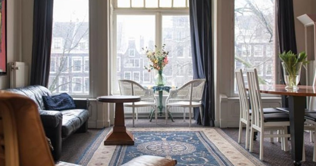 Prinsen Art apartment Amsterdam