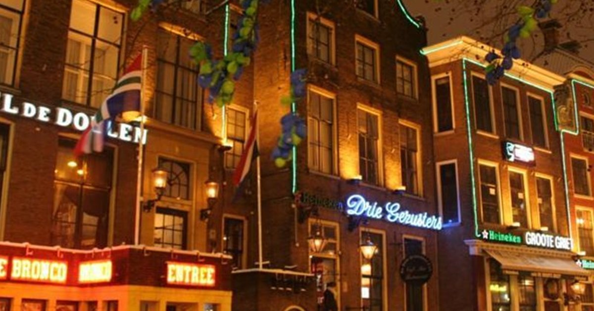 DRIE GEZUSTERS BUDGET HOSTEL