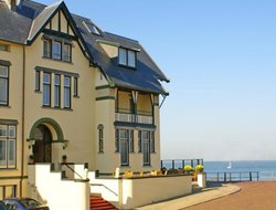 Top-10 hotels in the center of Scheveningen