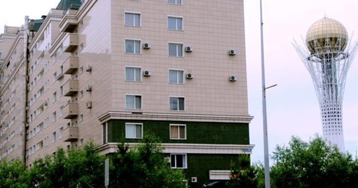 Apartment at Konaev 35
