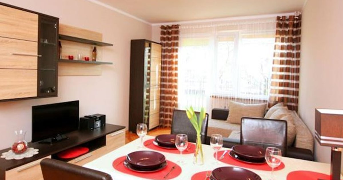 Rent a Flat apartments - Dabrowszczakow St.