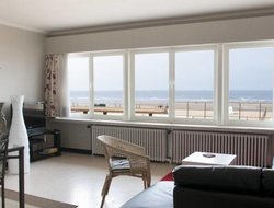 Belgium hotels with sea view