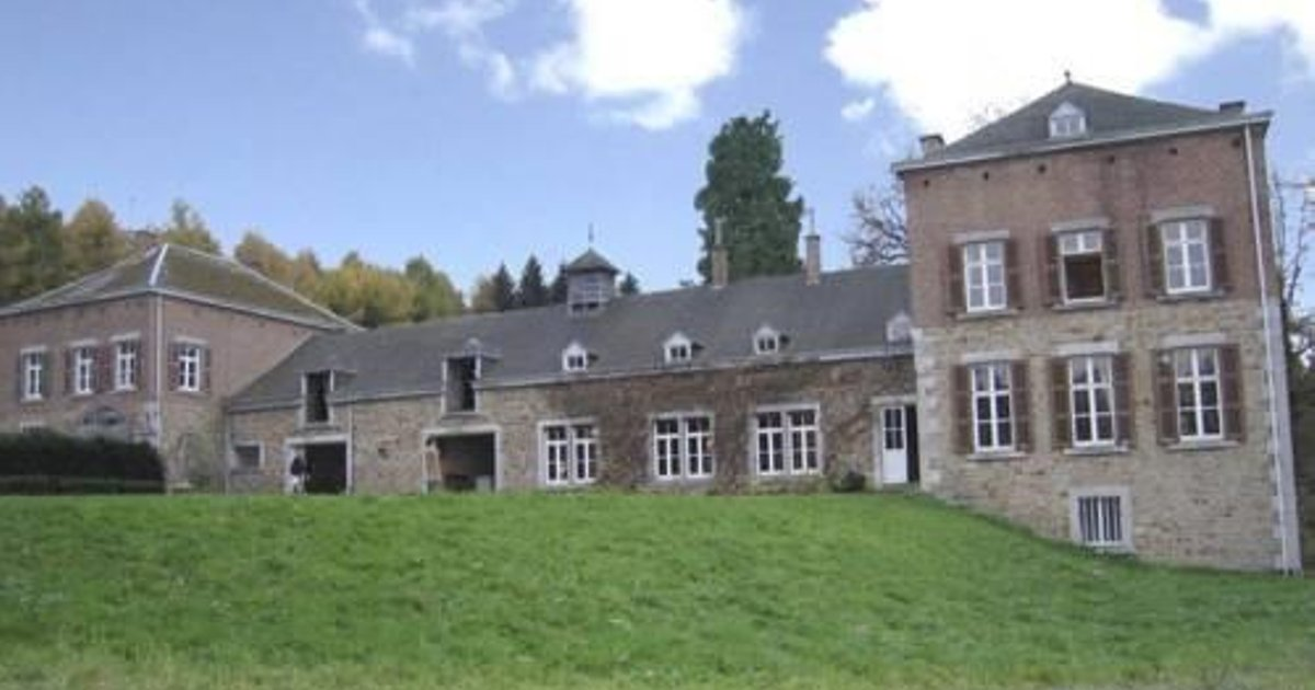 Holiday Home Chateau Sadelheid Faysmanhay