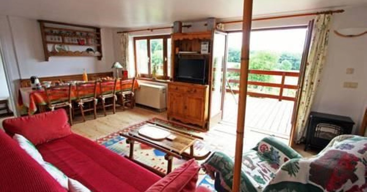 Holiday home Le Chalet Gendroncelles