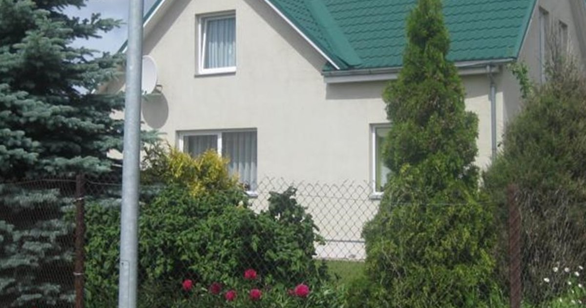 Holiday Home Ventspils
