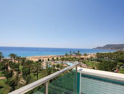Alanya hotels with sea view