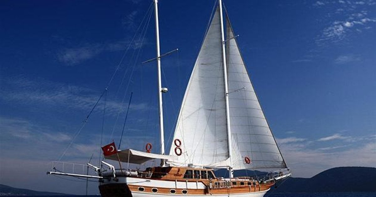 Barbaros Yachting Private Gulet 4 Cabin
