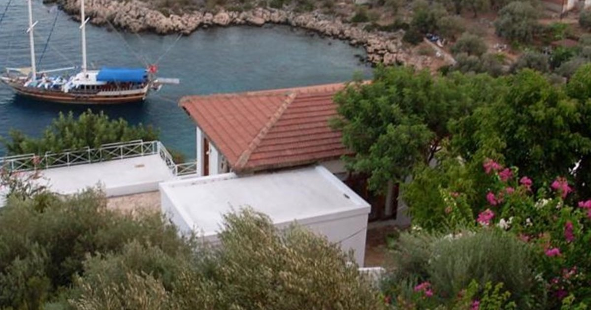 Villa on the Kas Beach