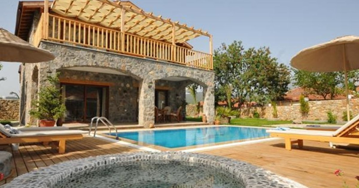Villas Kayakoy