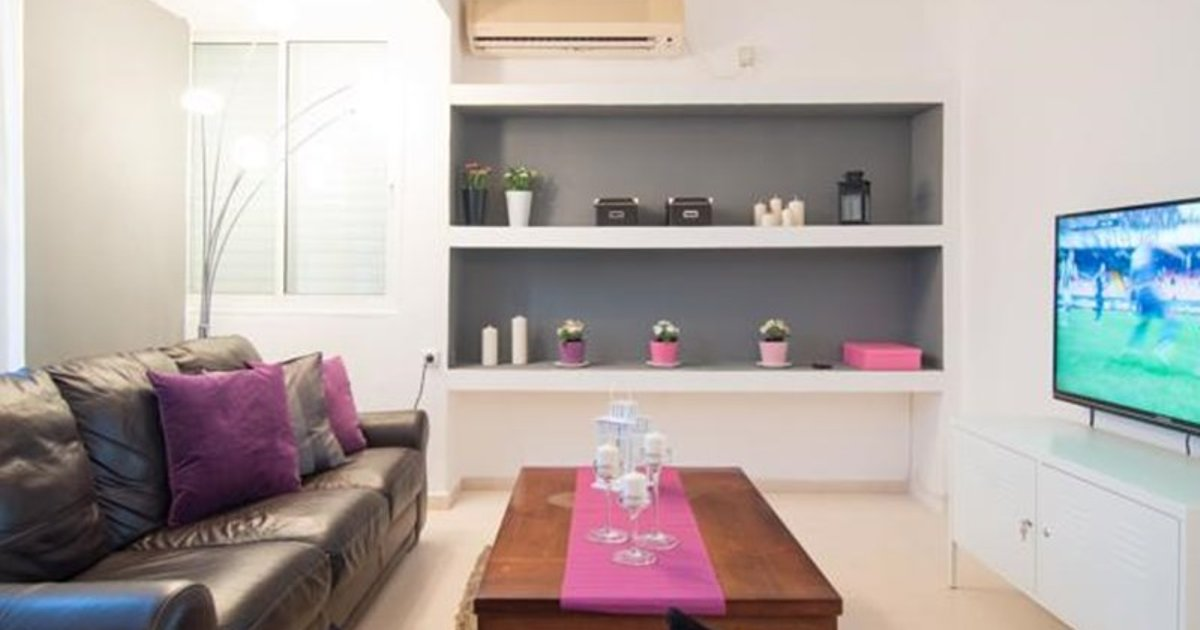 Dreamtlvapartment Dizengoff 282