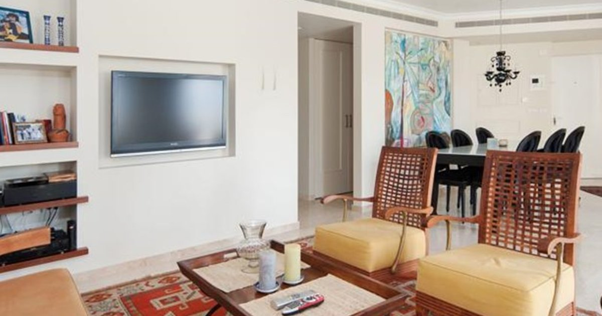 Luxurious Elegant Golda Park Apartment