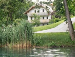 Slovenia hotels with lake view