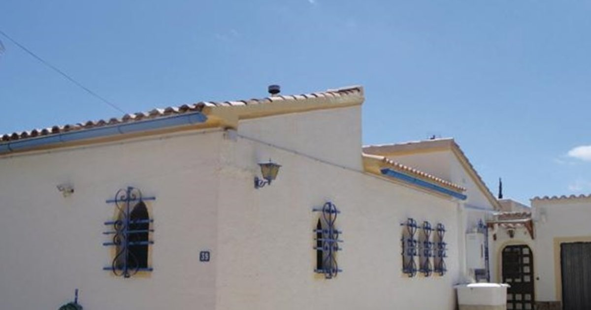 Holiday home Altea la Vella 39 Spain