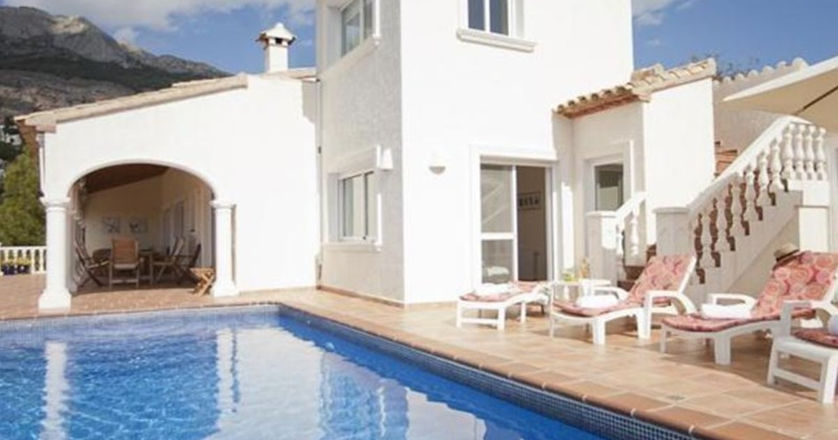 Villa in Altea Costa Blanca V