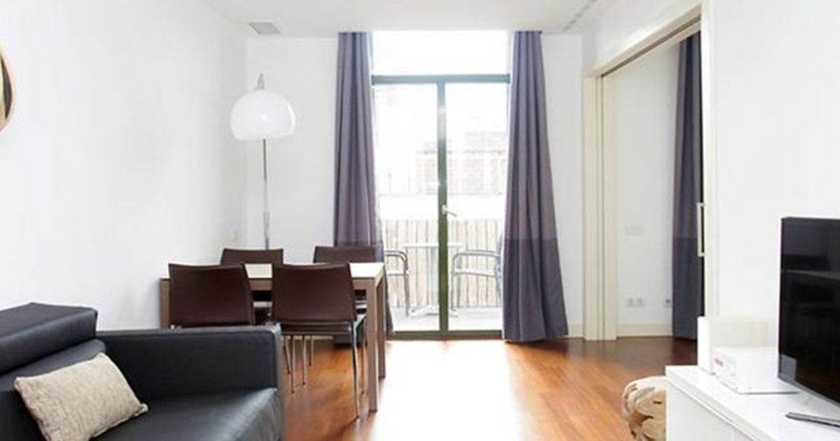 Penthouse Paseo de Gracia with Terrace 1