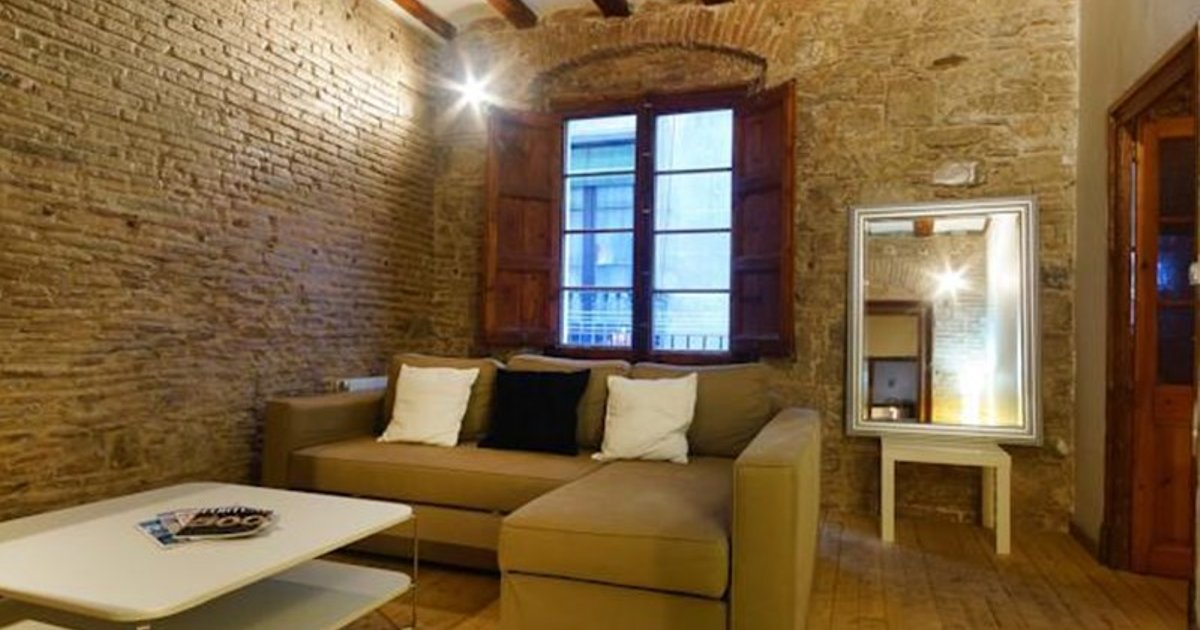 Gothic Market Apartment