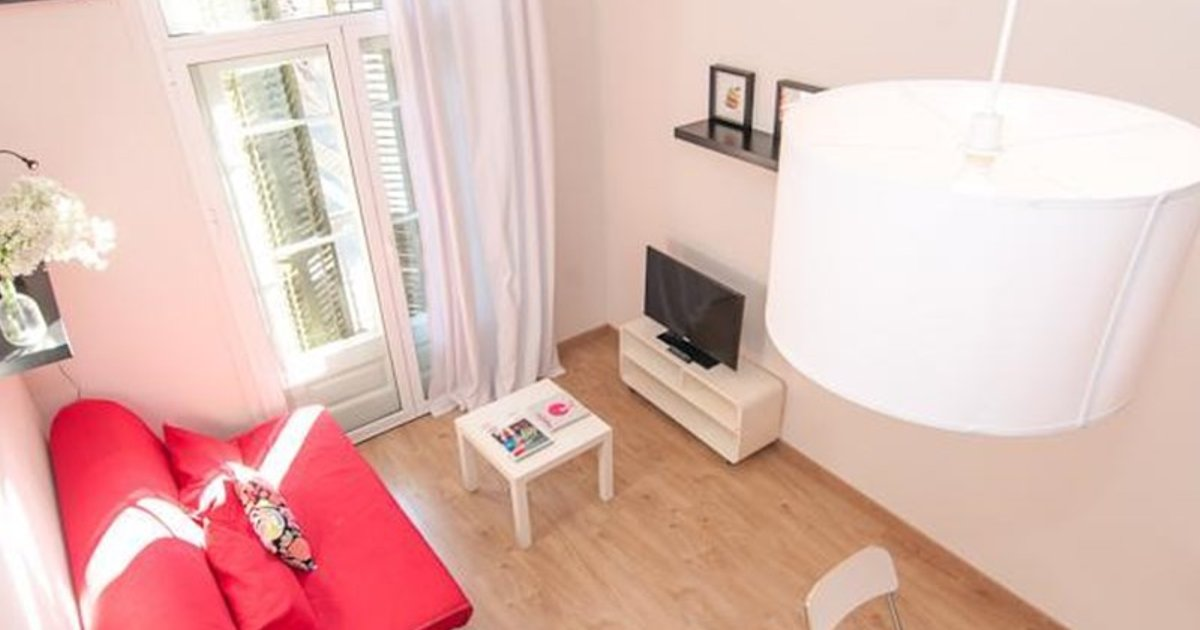 Rent a Flat in Barcelona City Centre