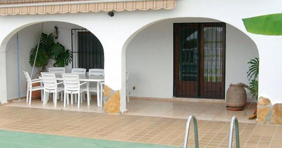 Holiday home Fanadix I Benissa