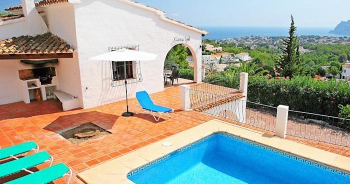 Holiday Home Casa Bel
