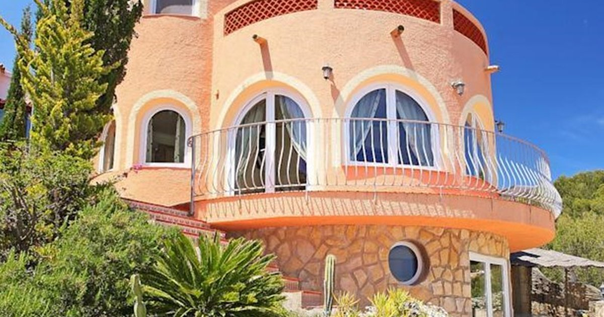 Holiday Home Castillo Magarita