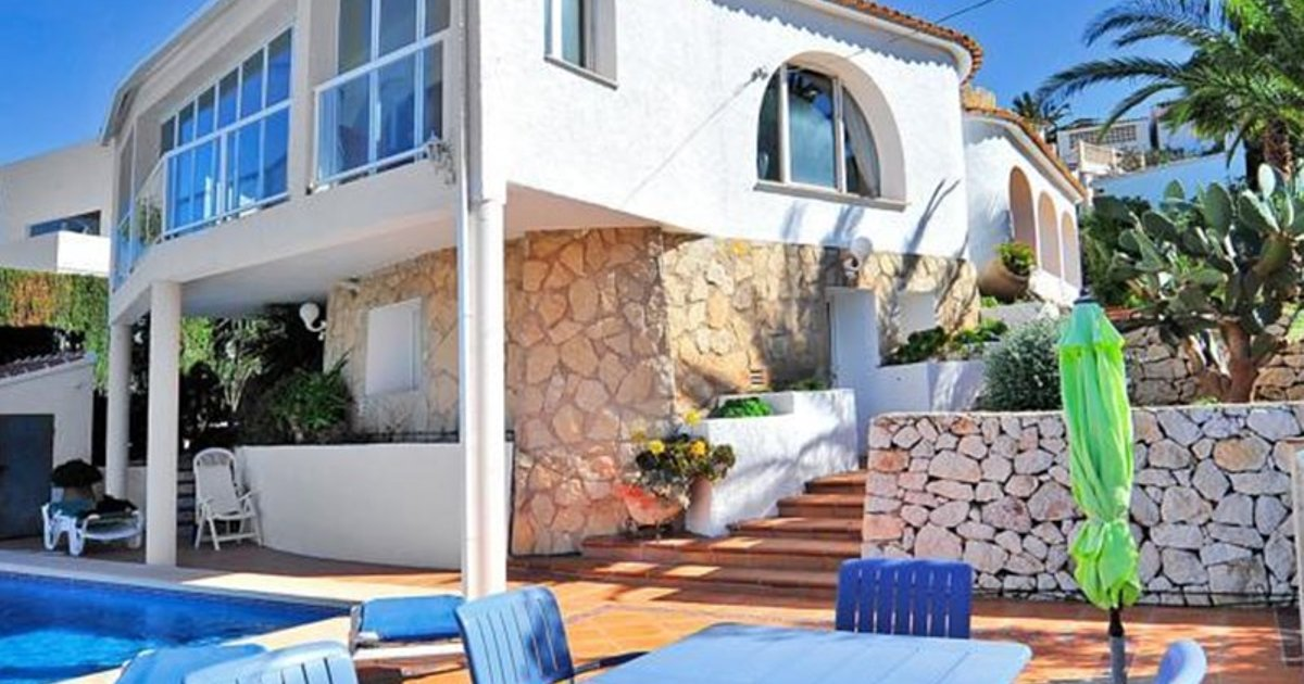 Holiday Home Balcon Al Mar 20-H