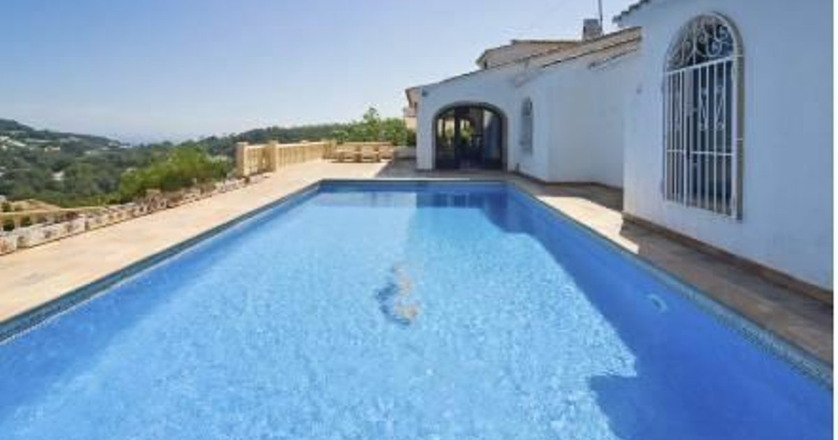 Holiday home Trencall Jávea
