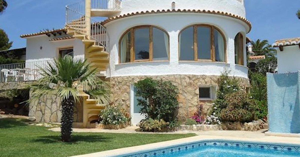 Holiday home Balcón al Mar XVIII Jávea