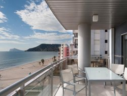 Calpe hotels with swimming pool