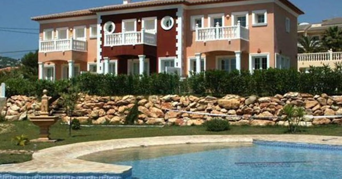 Holiday home Bel Air Calpe Vercana