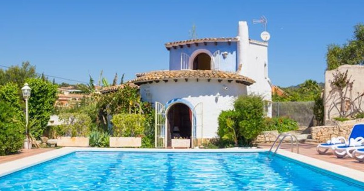 HOLIDAY VILLA ORENETES