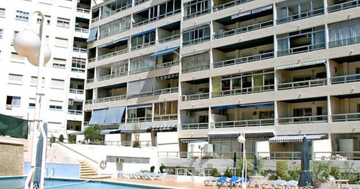 Apartment Apolo III Calpe