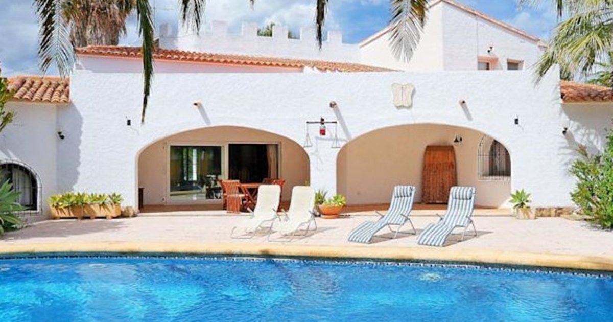Holiday home Buenavista I Calpe