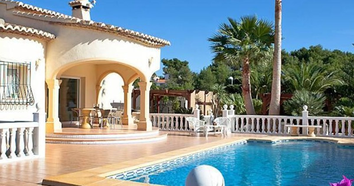 Holiday home Casa Conrico Calpe