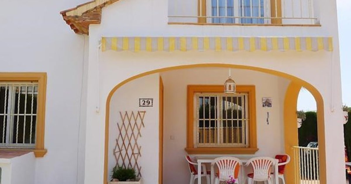 Holiday home Residencia Casa Nova Calpe