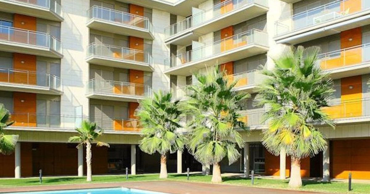Apartment Edificioo Orbis