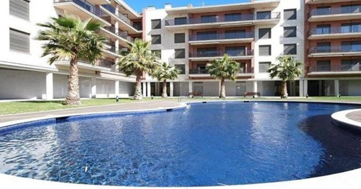 Apartment in Riu Brugent with Seasonal Pool II