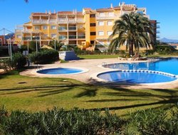 Denia hotels with sea view