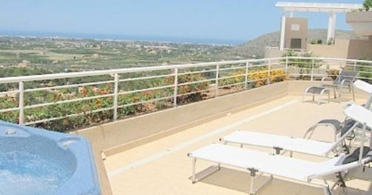 Apartment in Denia III